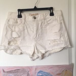 Hollister tipped shorts